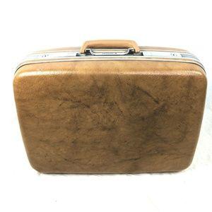 Vintage Samsonite Profile Hardside Suitcase Lock